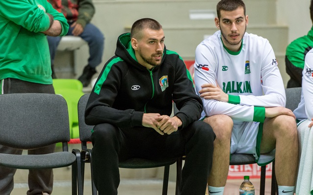 Баскетболистът на Балкан Ботевград Христо Захариев беше наказан от Дисциплинарната