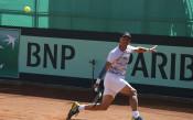 Кузманов се противопостави, но загуби от един от големите таланти в тениса
