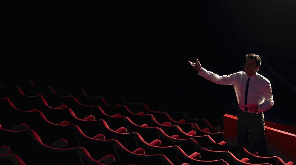 Град на киното в Китай ще конкурира Холивуд (СНИМКИ)