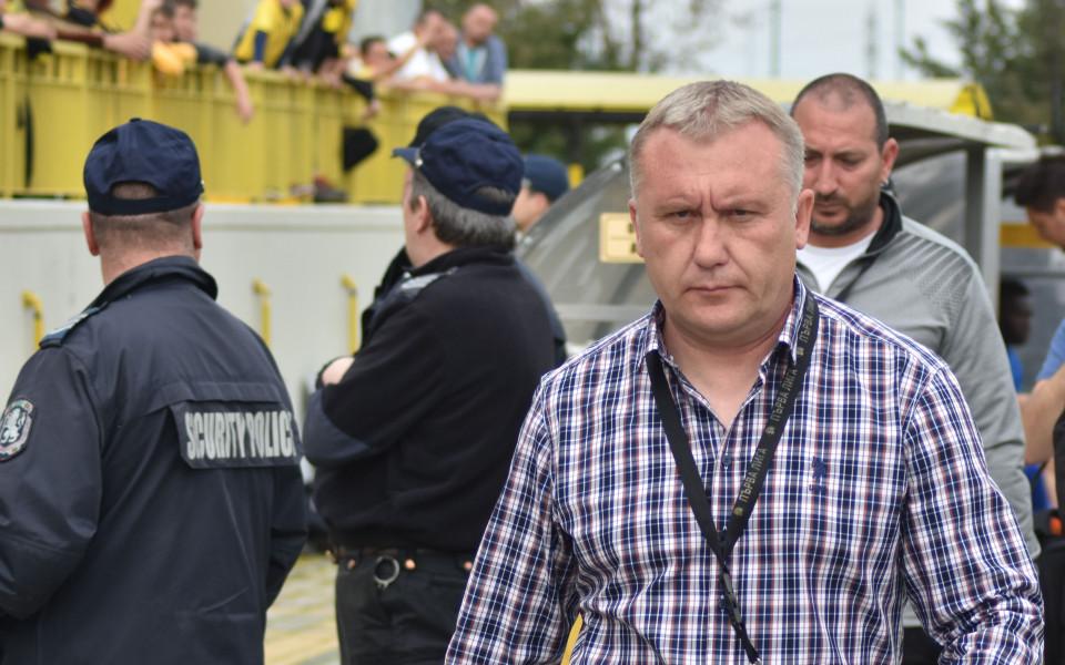 Срещата Ботев - Левски в СНИМКИ