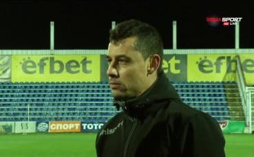 Томаш: Да уважаваме успелите, аплаузи за Камбуров