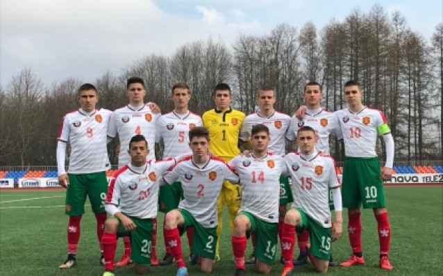 Юношески национален отбор до 16 г. източник: bfunion.bg