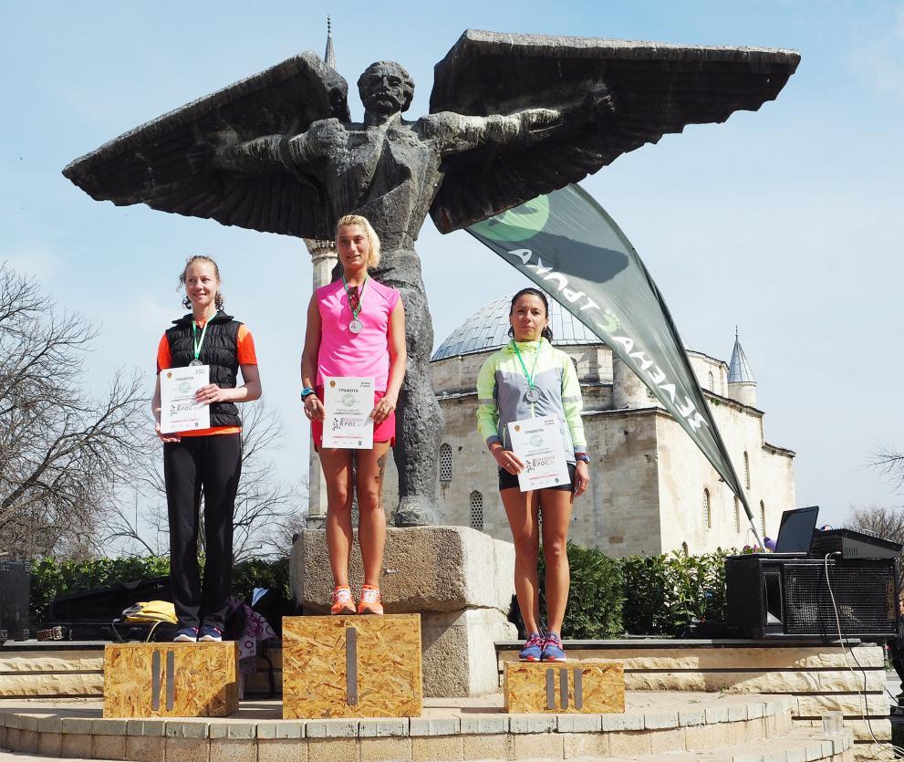 Шампиони от предишни години дублираха победите си във Великденския крос в Разград