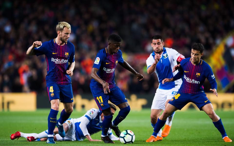 Меси блесна с нов хеттрик в исторически мач на Барселона