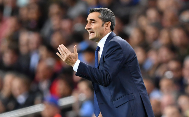 Mundo Deportivo: Барселона уволнява Валверде при провал за купата