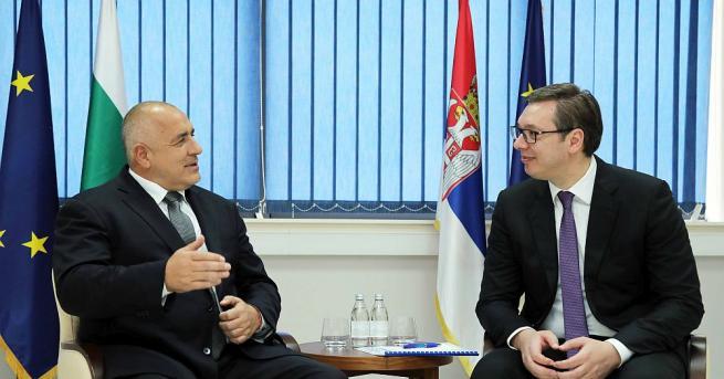 """""""Сърбия и България имат отлични отношения, а последните събития и"""