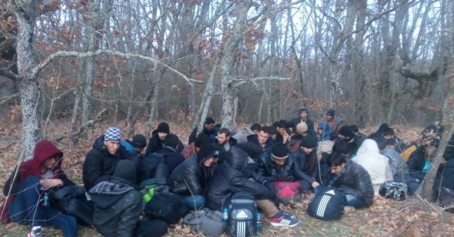 Гранична полиция подготвя в пълна секретност изграждането на център за