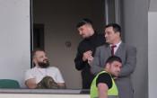 Емоциите в първия полуфинал между ЦСКА и Левски