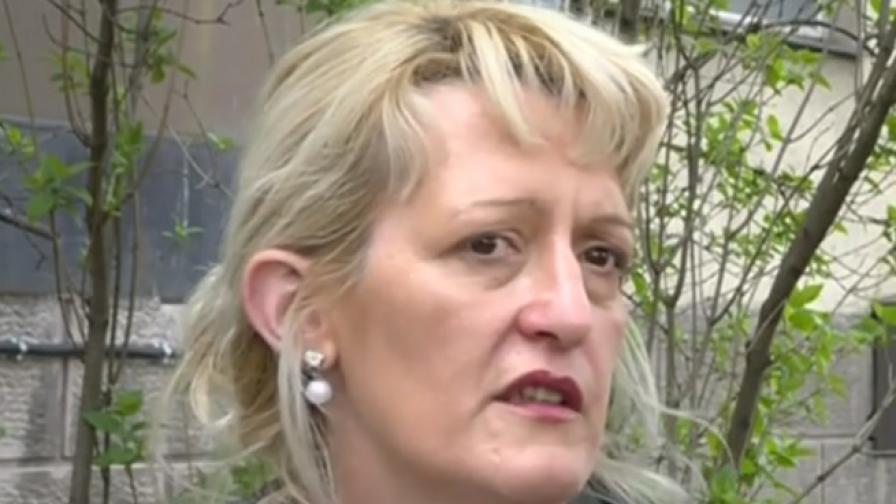 Храбрата чистачка от Централния софийски затвор Христина Александрова