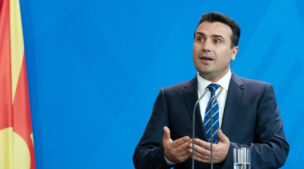 Заев заговори за импийчмънт на президента Георге Иванов