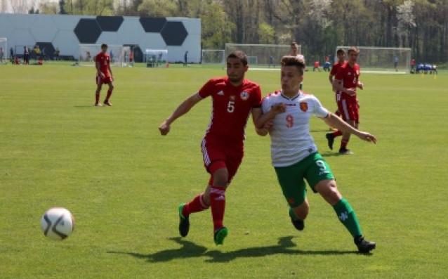 Национален отбор на България до 18 години източник: bfunion.bg