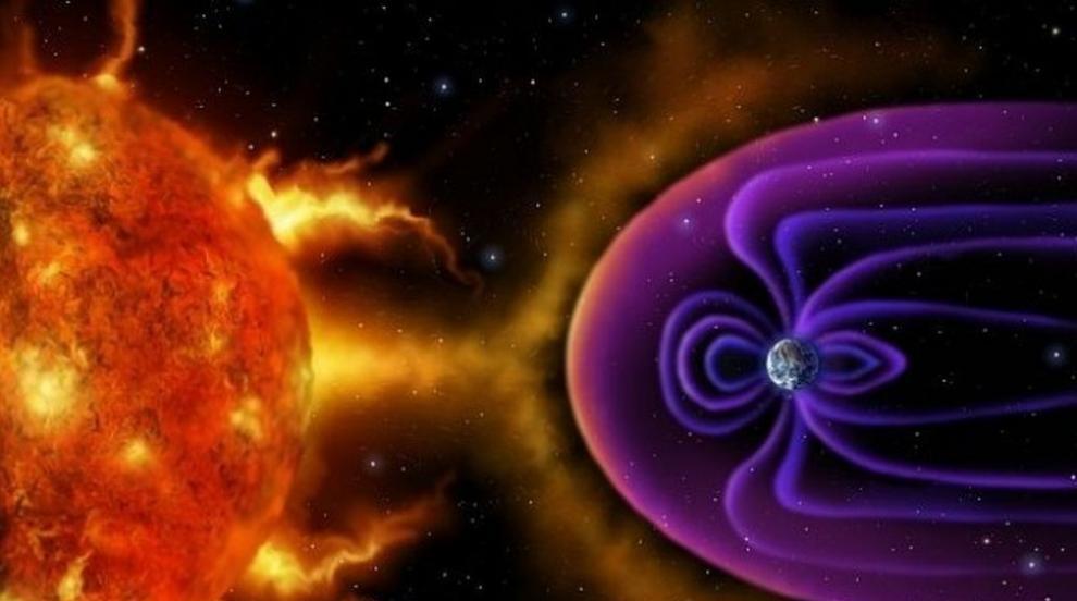 Идва серия от мощни магнитни бури (ВИДЕО)