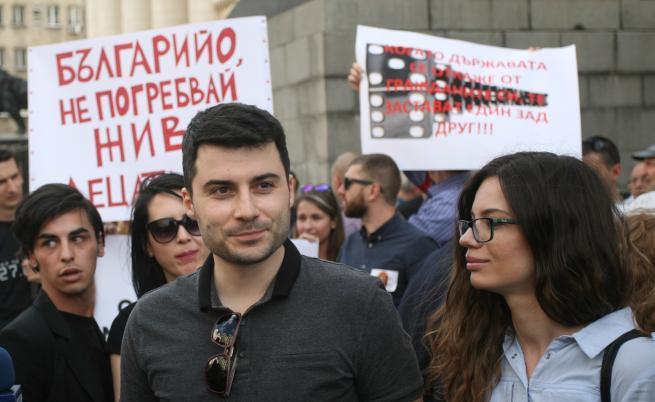 Цацаров: Няма предпоставки за екстрадирането на Желяз Андреев в САЩ
