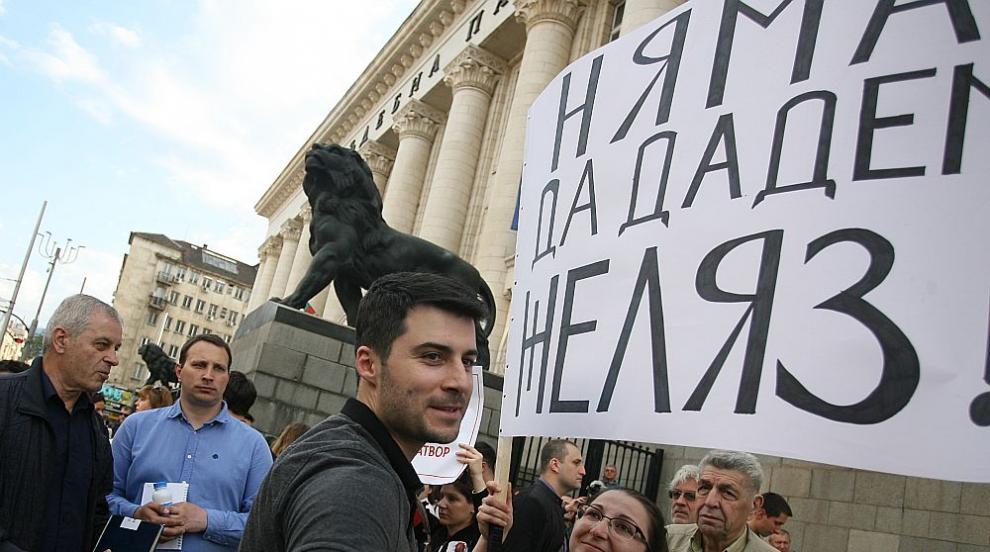 Желяз Андреев, който го грозеше екстрадиция: Вече съм свободен човек!