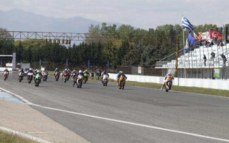 Пистата в Серес дава началото на Европейския шампионат по мотоциклетизъм