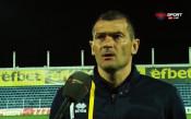 Стоян Колев: ЦСКА ми е дал много