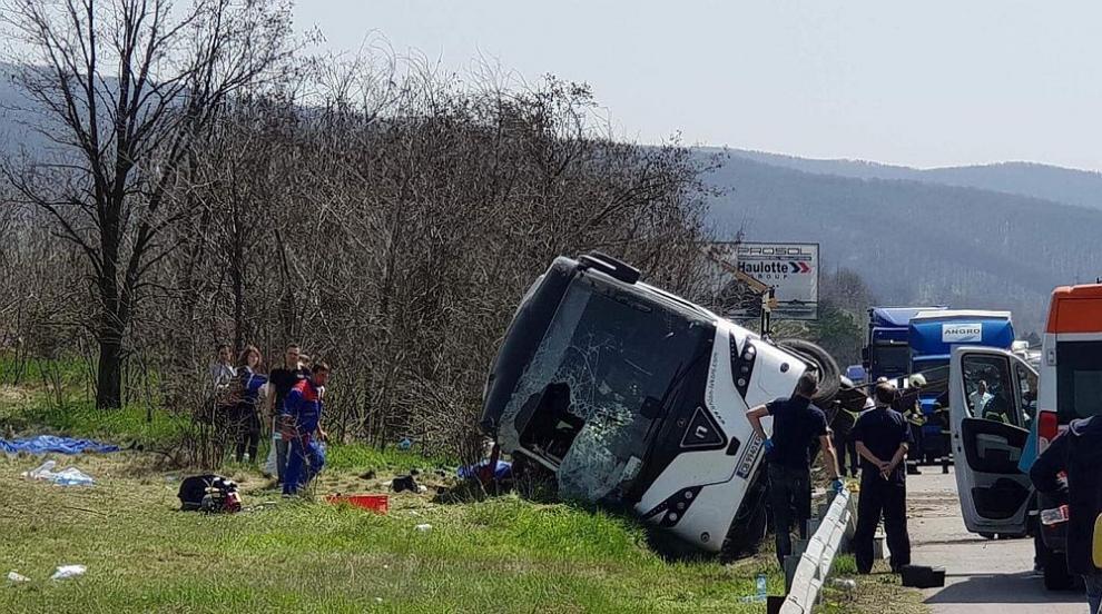 """Говорят родителите на обвинената за катастрофата на """"Тракия"""" (ВИДЕО)"""