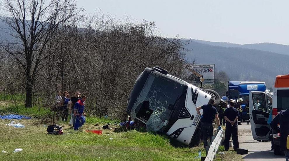 """16-годишно момиче е сред жертвите на магистрала """"Тракия"""""""