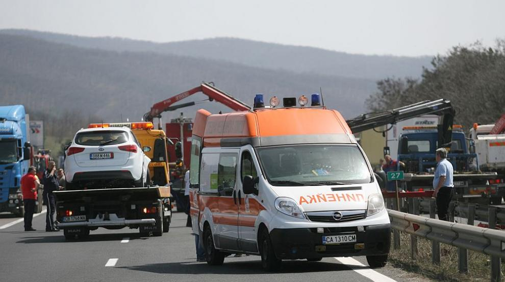 Спасяването на пострадалите при катастрофата е било организирано по...