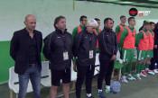 Пирин и Славия почетоха жертвите след катастрофата на АМ