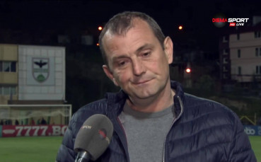 Златомир Загорчич за удара и обидите в Благоевград