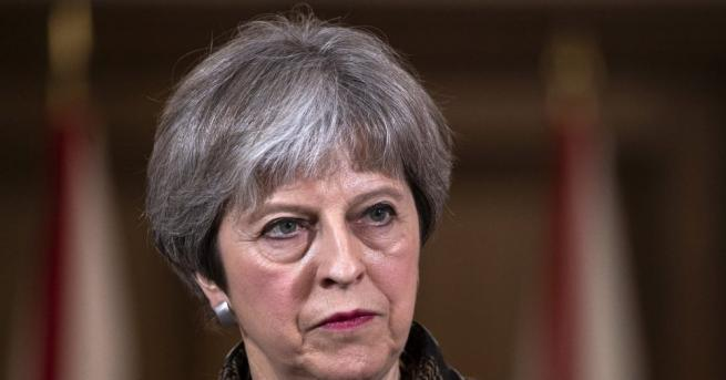 Британският премиера Тереза Мей заяви на пресконференция, че е било