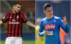 Милан и Наполи си разменят Сусо и Кайехон?