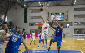 Левски Лукойл е първият финалист в Балканската лига