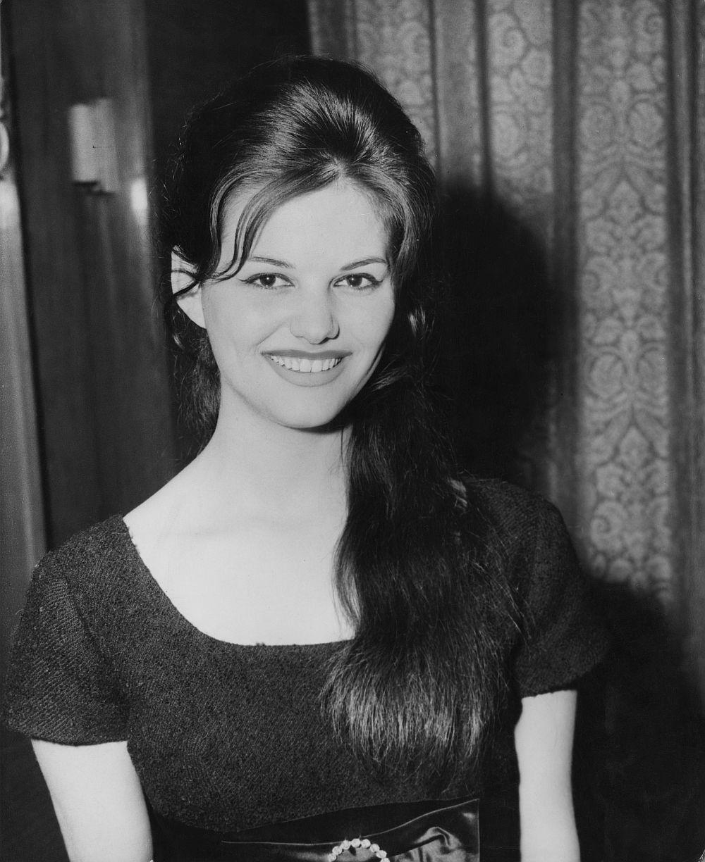 Клаудия Кардинале през 1959 година