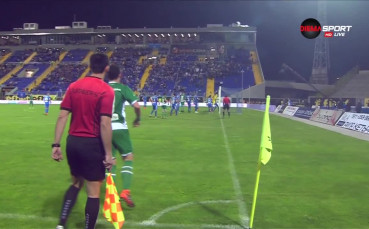 Голът на Клаудиу Кешеру срещу Левски