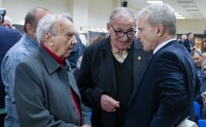 Ганчев към Паро Никодимов: И ти, и Пената бяхте художници на терена, сега сте писатели