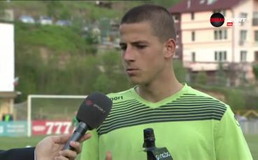 Марто Минчев: Благодаря на треньорите, че ми гласуват доверие
