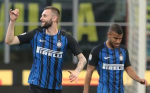 Вдъхновен Интер се върна към победите, за да измести Рома от 3-о място