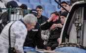 Кървав инцидент на дербито, раниха полицайка