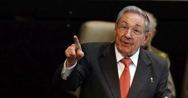 Новият президент на Куба Мигел Диас-Канел произнесе своята първа реч