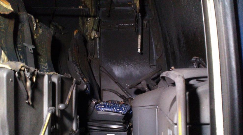 Хора, пътували в изгорелия автобус в Дервена, останали без лични документи