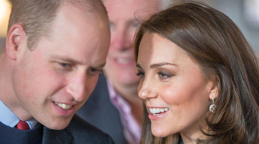 Градският глашатай предположи: Бебето на Уилям и Кейт ще се казва Филип