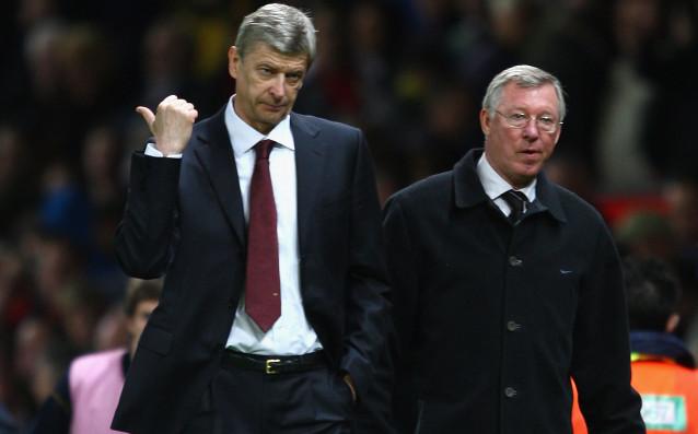 Легендарният бивш мениджър на Манчестър Юнайтед сър Алекс Фъргюсън не