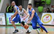 Балкан чака Левски Лукойл в дербито на кръга в НБЛ