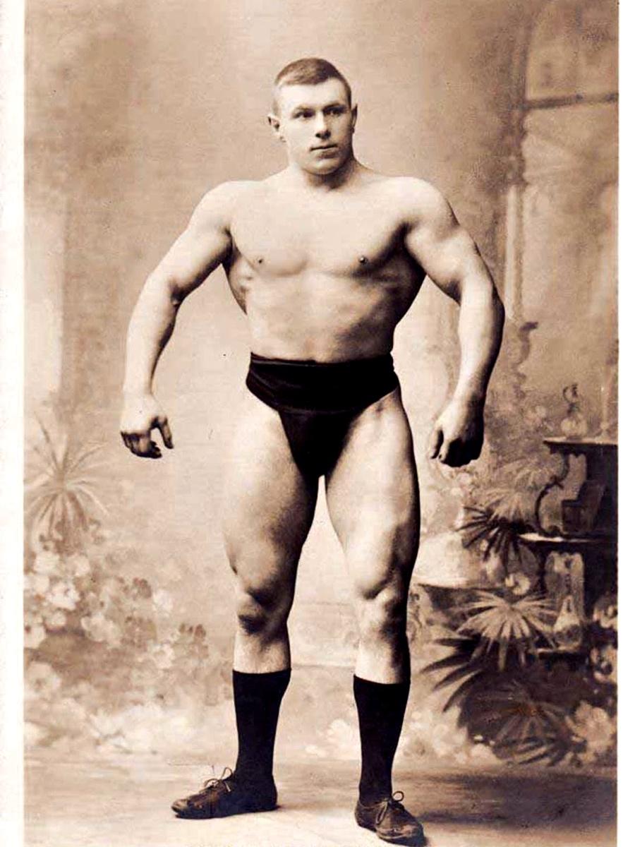 Хакеншмид, 1905 г.