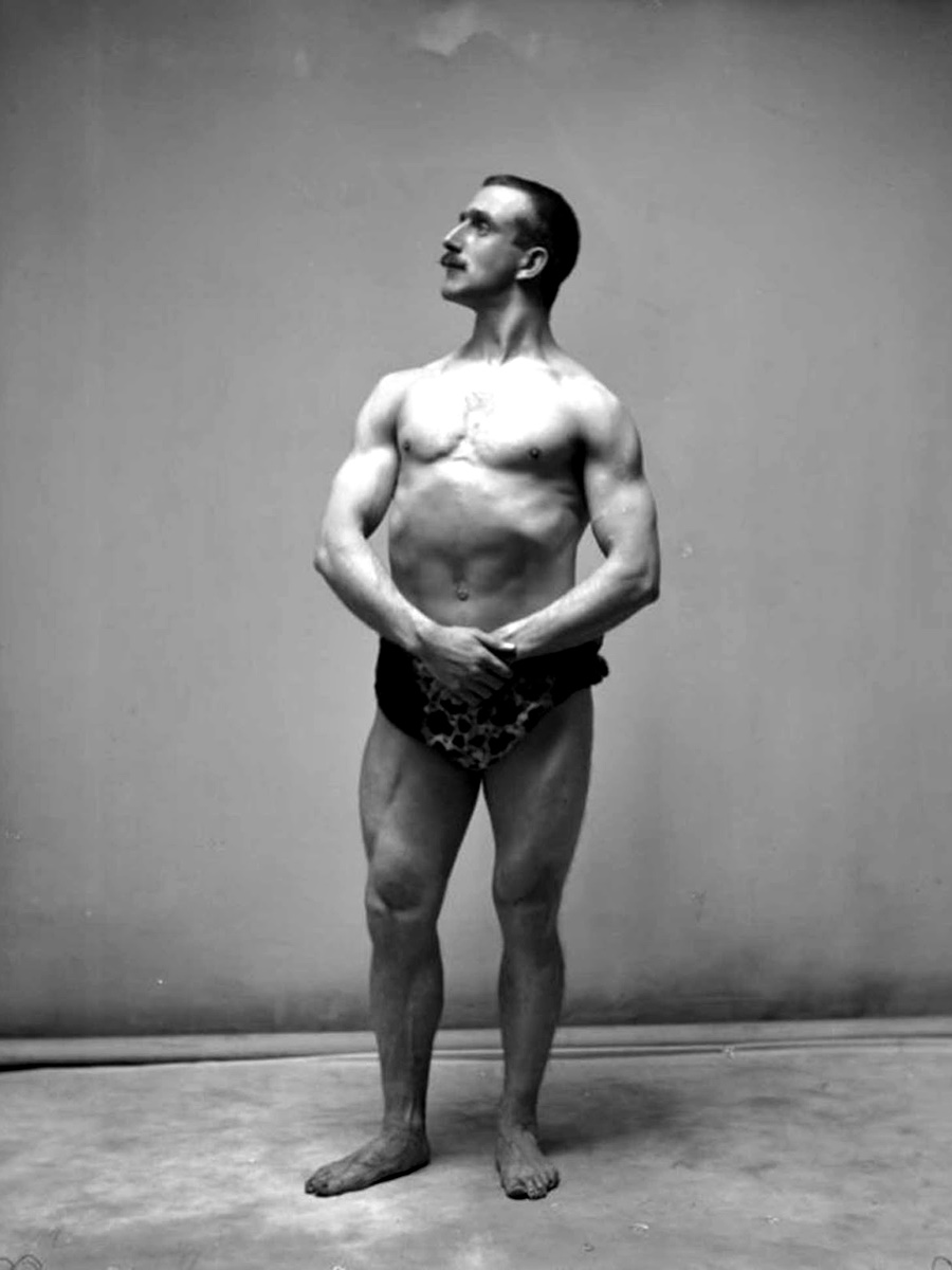 Мъри, победител в състезанието на Санодв от 1905 г.