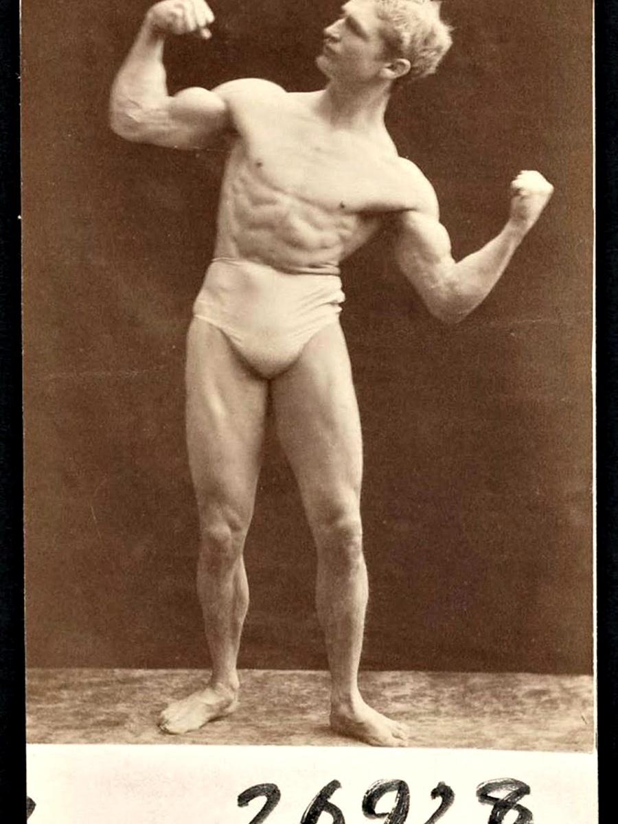 Бернар Макфадън, 1918 г.