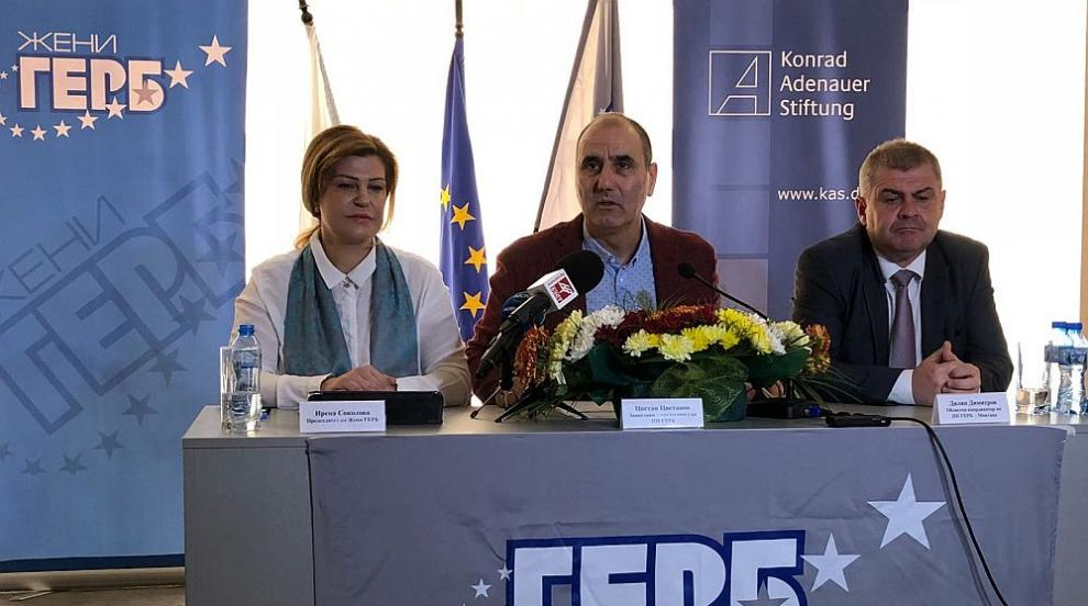 Цветанов: Нека спорим за политики и да не използваме лични нападки