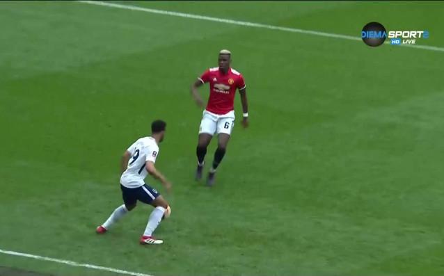 Алексис Санчес изравни за Юнайтед в полуфиналния сблъсък за ФА