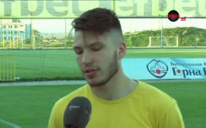 Милко Георгиев: Ще отпразнувам този гол довечера