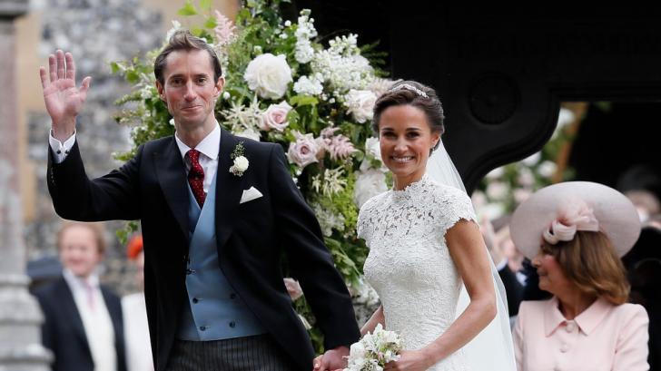 Официално: щастливи новини за сестрата на Кейт Мидълтън