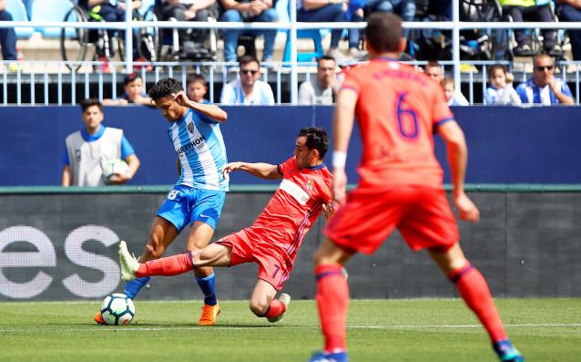 Реал Сосиедаддопусна изненадваща загуба с 0:2 като гост срещу последния