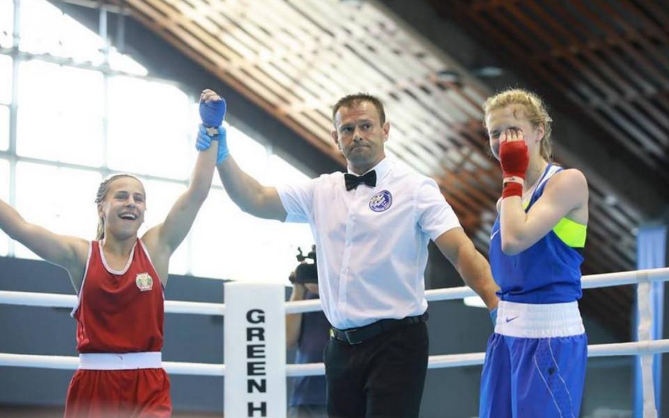 България с три медала от Европейското за девойки по бокс