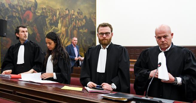 Първоинстанционният съд в Брюксел призна днес за виновни Салах Абдеслам