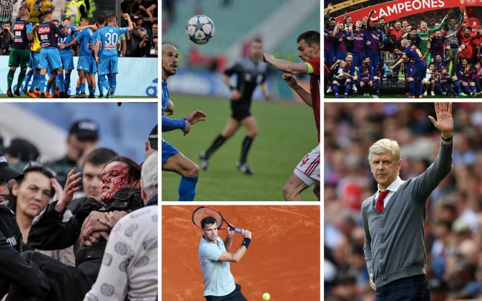 Кое е спортното събитие на седмицата?